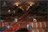 Pilgrimage Special Event Tents ,  Outdoor Canopy Tent For Religious Activities