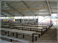 China Beer Festival PVC Clear Span Tents Waterproof Marquee Hire 20x50M 1000 Sqm factory
