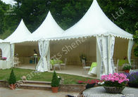China Top Commercial Event high peak marquees Mixed German and French Style factory