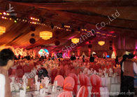 China Large Square Aluminum Structure Wedding Decoration Tent Wedding Party Marquee factory