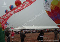 China Combined Pagoda and A Frame Aluminum Frame Tents for Outdoor Parties and Events factory