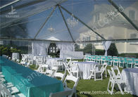 China Noble and Bright Fabric Luxury Wedding Marquee for Events and Parties on Grassland factory