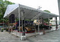 China Outdoor PVC Fabric Event Tent Structure as Car Shelter Preventing UV factory