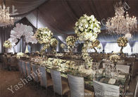 Gorgeous Lining Adored Aluminum Frame Canopy Beautiful Wedding Tents
