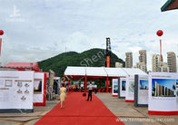Aluminum Alloy Framed Heavy Duty Event Tents With Red Carpets