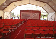 China Anodized Aluminum Profile Outdoor Event Tent Water Proof Double Pitch Roof factory
