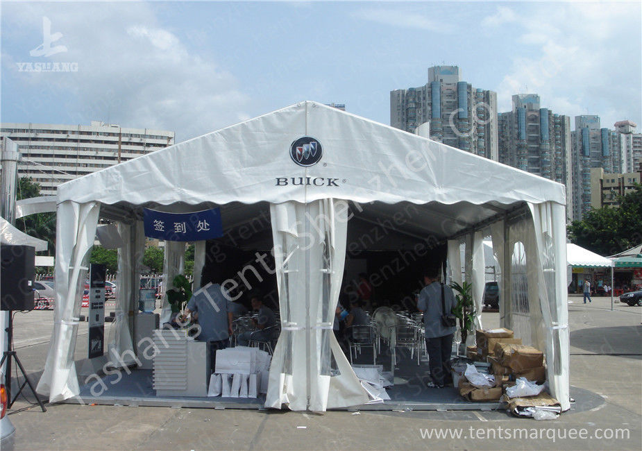 Portable Exhibition Tents : Commercial portable car exhibition outside canopy tent hot