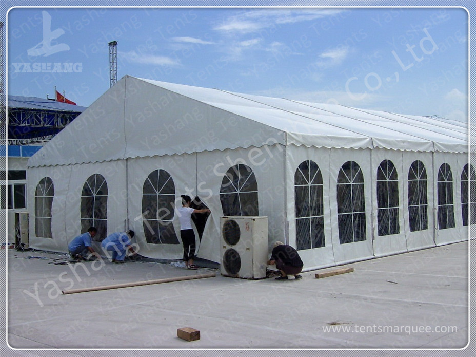 Aluminum Structure Outdoor Event Tent , Commercial Tents For Outside Events