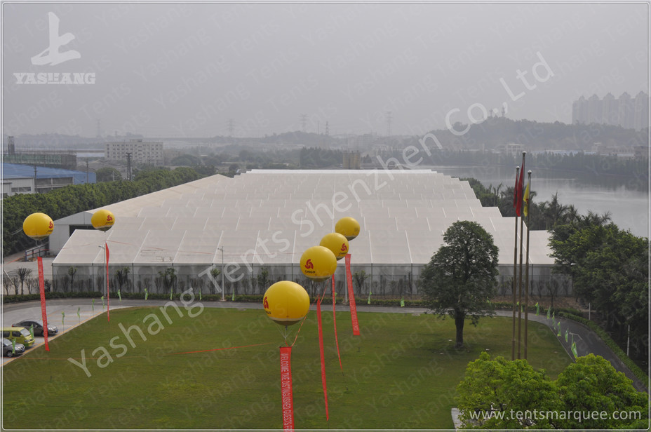 PVC Fabric Roof Outside Industrial Storage Tents Customized ISO CE Certification & Fabric Roof Outside Industrial Storage Tents Customized ISO CE ...