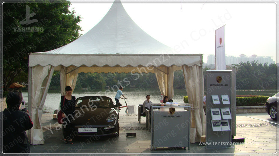 Commercial High Peak Tents Shelter Portable Gazebo Canopy For Auto Test Drive Event & High Peak Tents Shelter Portable Gazebo Canopy For Auto Test Drive ...