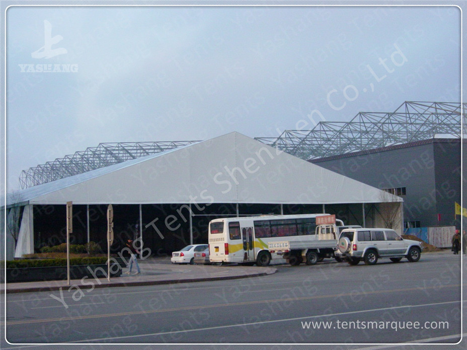 Movable Industrial Marquee Canopy Temporary Tent Buildings For Second Hand Car Trading Floors & Movable Industrial Marquee Canopy Temporary Tent Buildings For ...