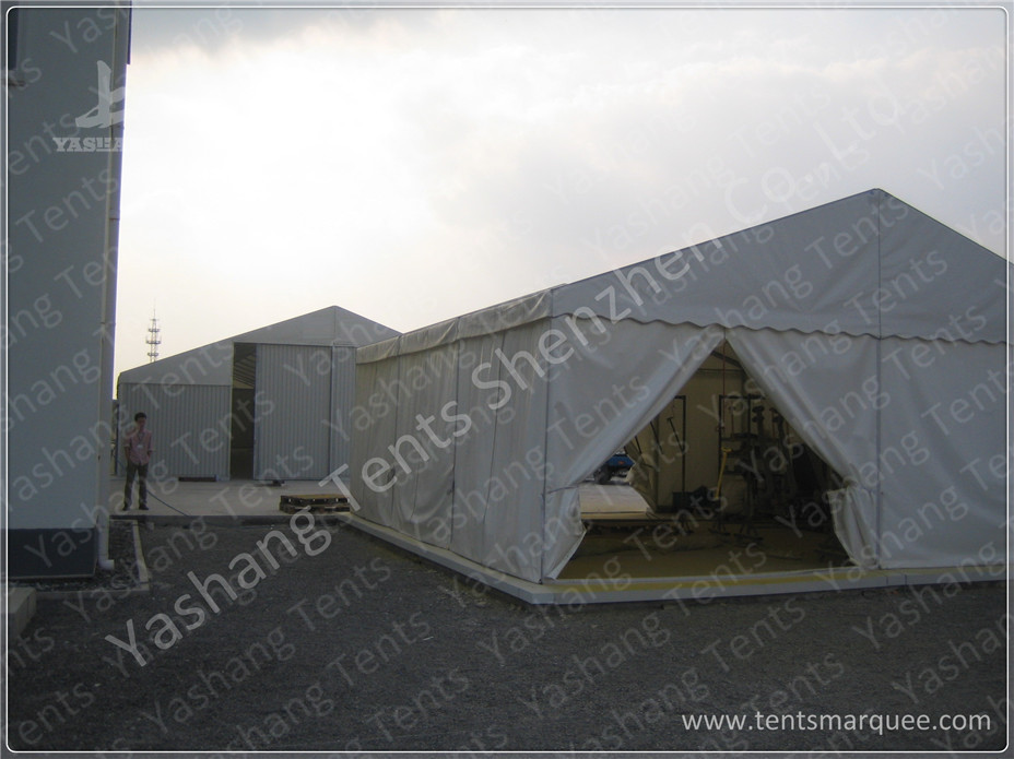 Movable Workshop Industrial Storage Tents  Temporary Storage Shelters Canopy & Movable Workshop Industrial Storage Tents  Temporary Storage ...