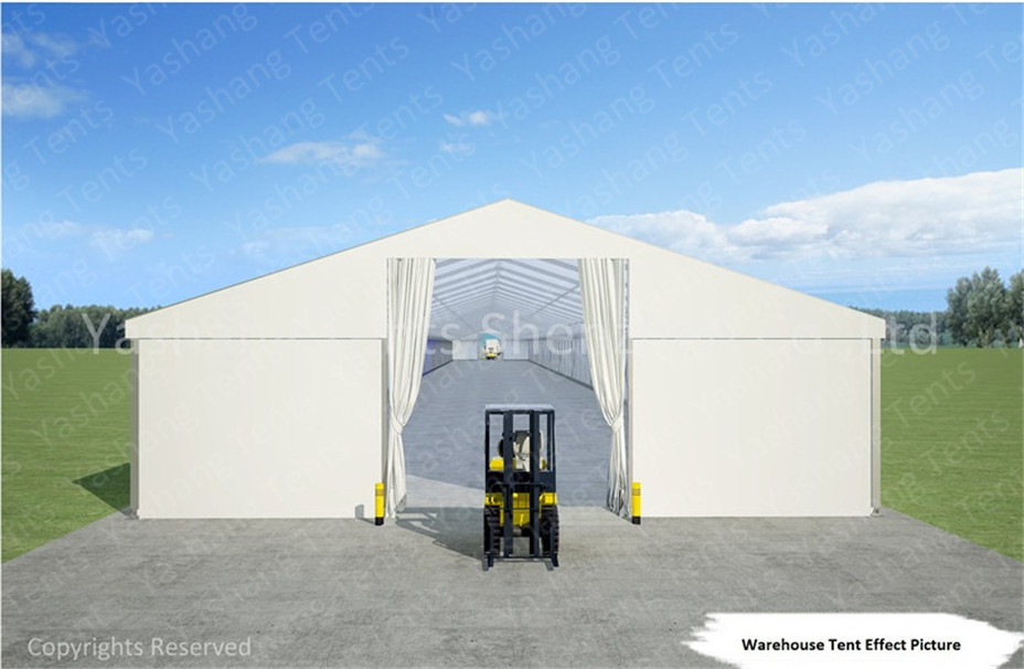 White Industrial Marquee Outdoor Warehouse Tents  Temporary Warehouse Structures & Industrial Marquee Outdoor Warehouse Tents  Temporary Warehouse ...