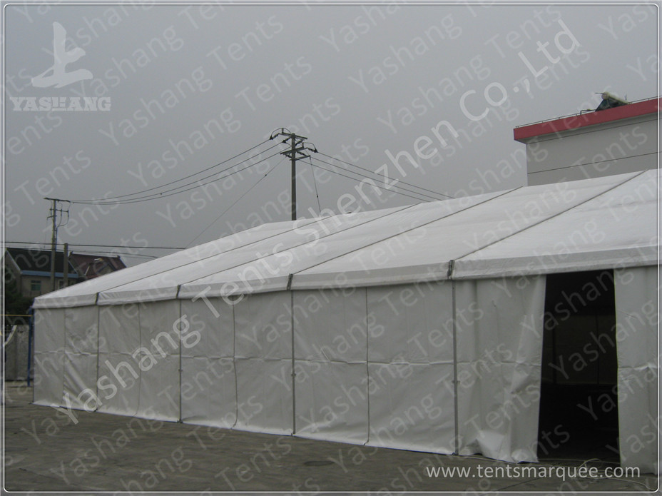25X50 M Aluminum Structure Clear Span Tents Temporary Industrial Storage Buildings & M Aluminum Structure Clear Span Tents Temporary Industrial Storage ...