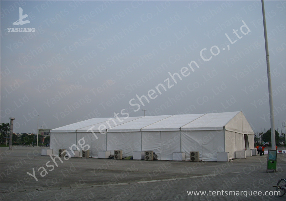 20x25M Car Show Outdoor Exhibition Tents Luxury Custom Canopy
