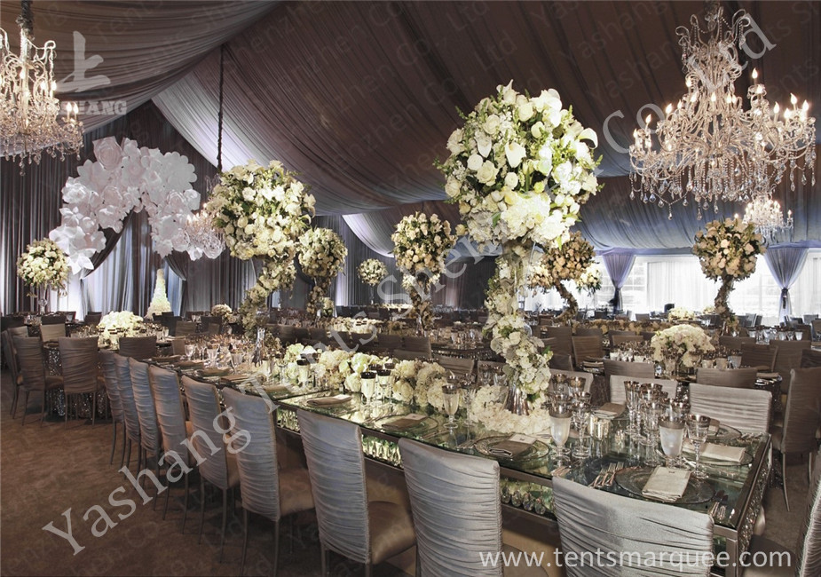 Gorgeous Lining Adored Aluminum Frame Canopy Beautiful Wedding Tents & Lining Adored Aluminum Frame Canopy Beautiful Wedding Tents