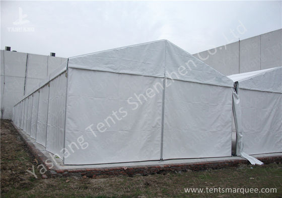 Movable Workshop Industrial Storage Tents , Heavy Duty Industrial Canopy Tent