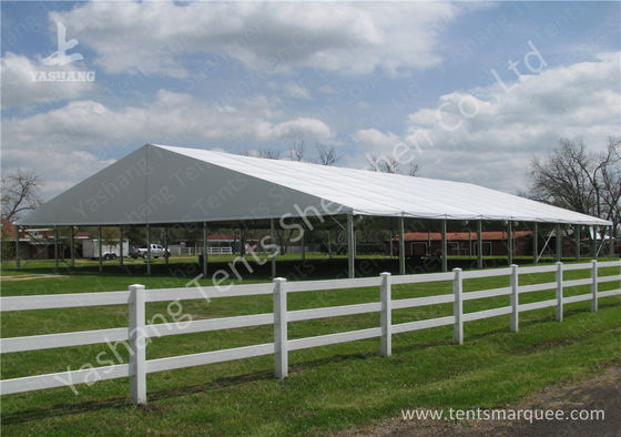 Grassland Set up Aluminum Framed clearspan fabric structures Outdoor