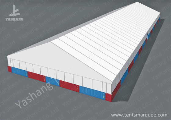 40M Large Square Industrial Warehouse Tent / temporary tent structures