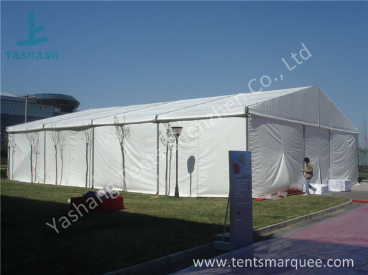 Roof Lining Decoration Big Outdoor Aluminum Tents For Commercial Party