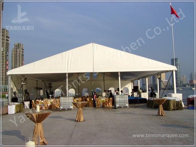 10000 Sqm Outdoor Warehouse Tents Complex Big Canopy Tent With Sidewalls