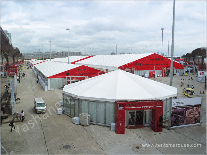 Luxury Decoration Gazebo Canopy Tents Glass Wall Outside Gazebos Canopies