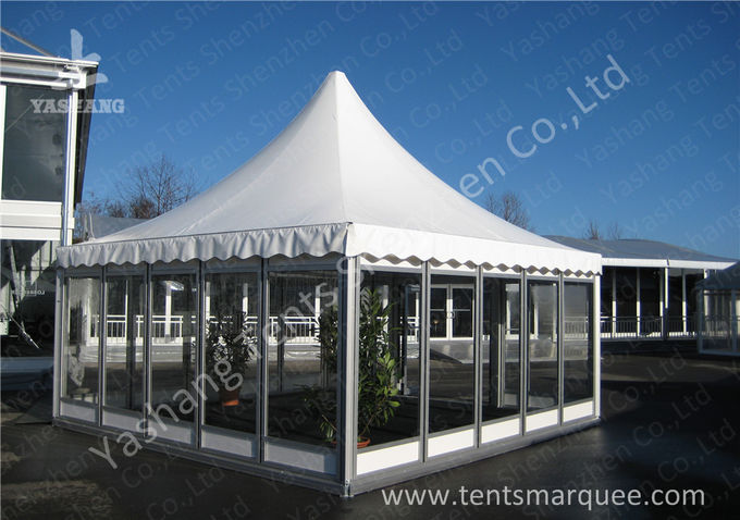 Olympic Sailing Regatta Sport Event Tents High Performance Fabric Building Structures