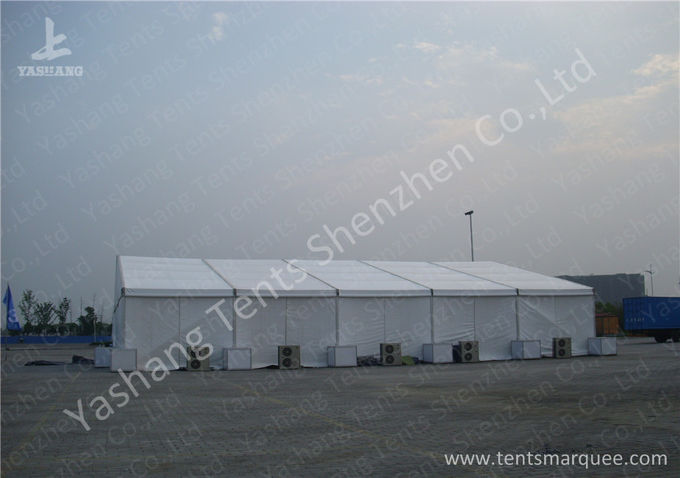 20x25M Car Show Outdoor Exhibition Tents , Luxury Custom Canopy Tents
